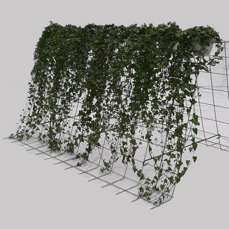 12.001 Koppelbare C-Frame enkele kant 2 mtr lang / 1,5 mtr breed