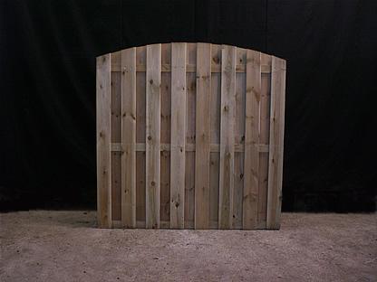 07.023 Tuinscherm (zonder houten steunen)